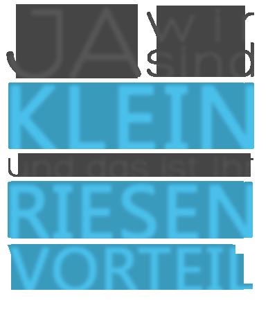 Ihre kleine Werbeagentur aus Erfurt